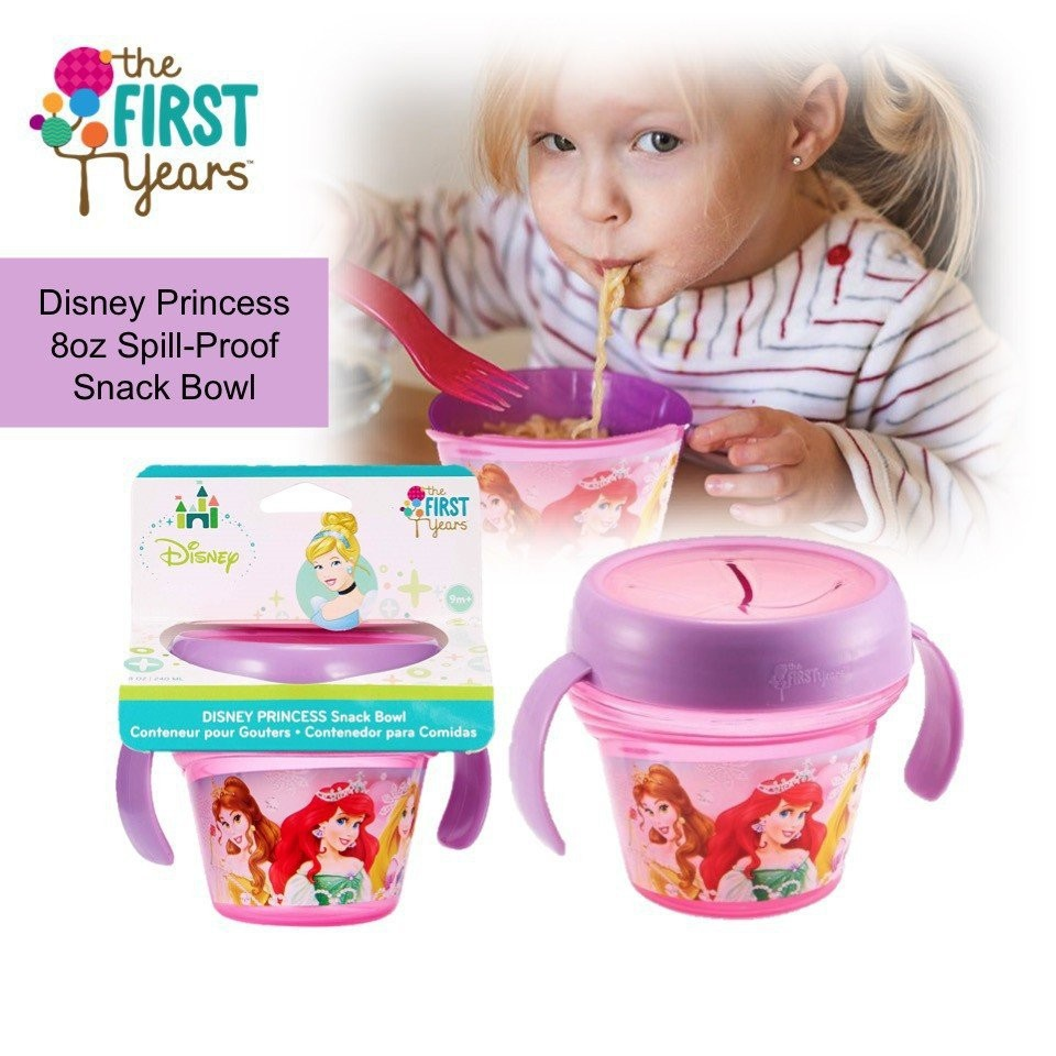 The First Years Disney Baby Disney Princess 8oz Sp