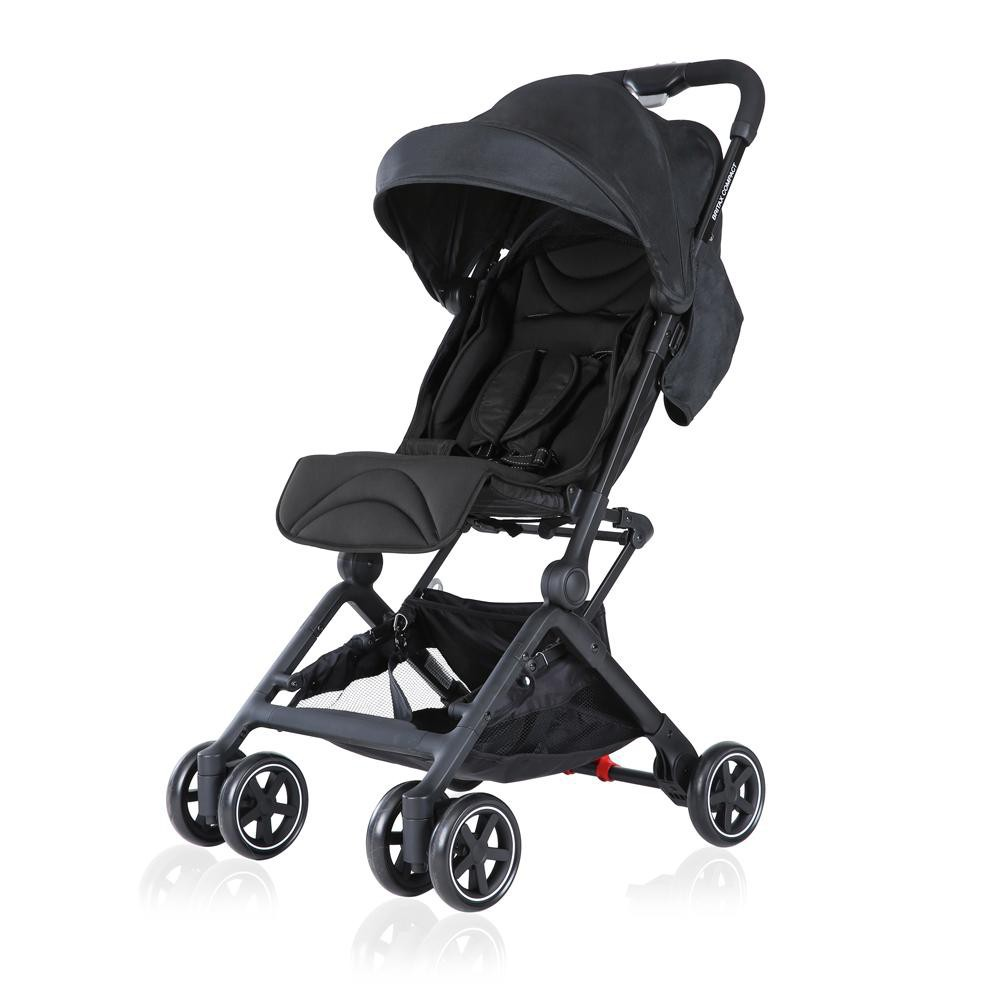 Britax Compact Lightweight Stroller with Raincover