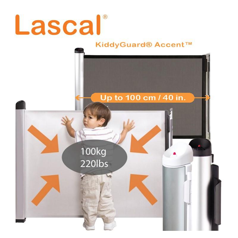 Lascal KiddyGuard Avant Retractable baby safety ga