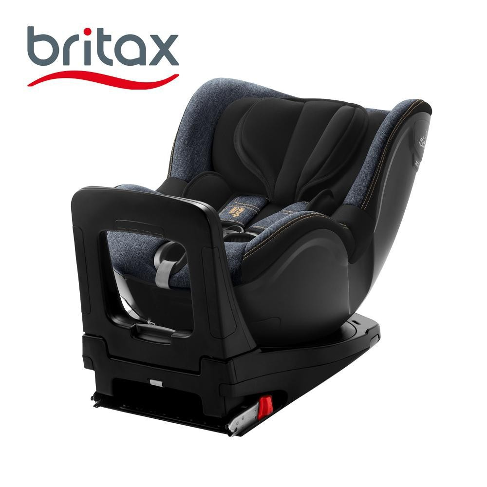 Britax Dualfix i-Size 360 Convertible Carseat + (F