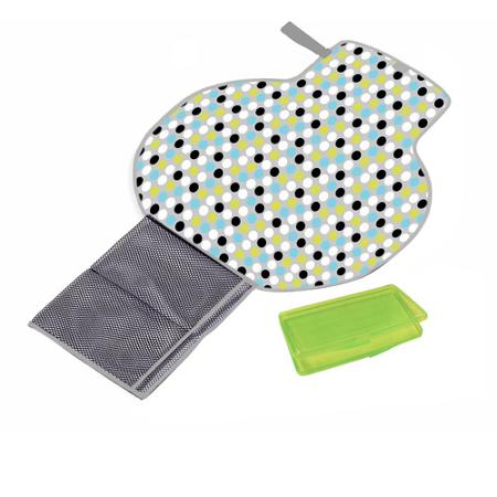 The First Years Deluxe Fold & Go Diapering Kit