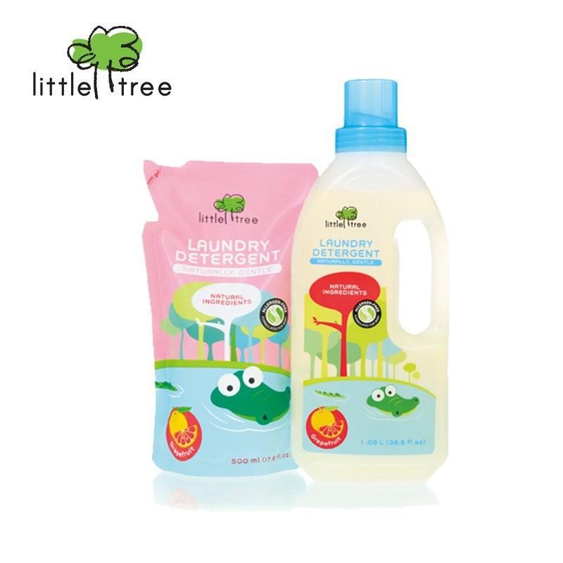 Little Tree Baby Laundry Detergent (1050ml) (2 fra