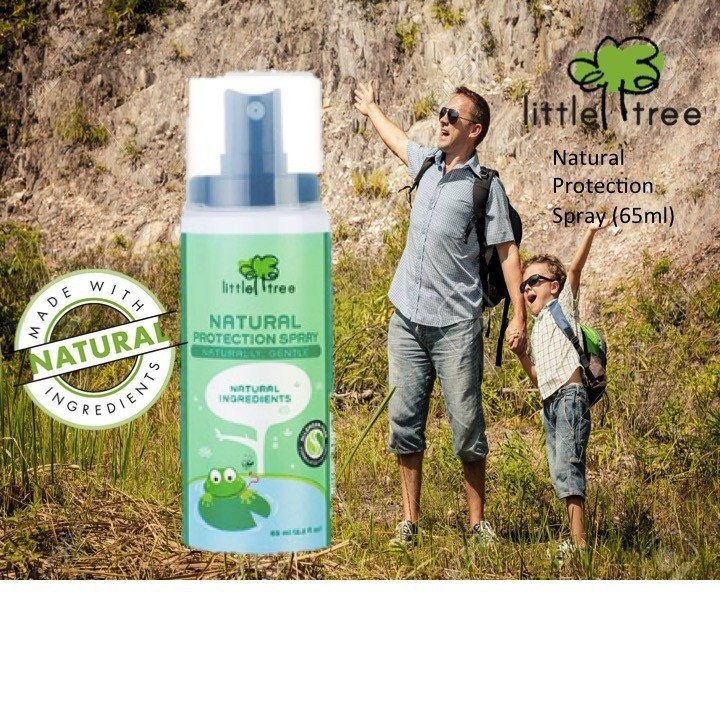 (1 for 1 DEAL!) Little Tree Natural Protection Spr