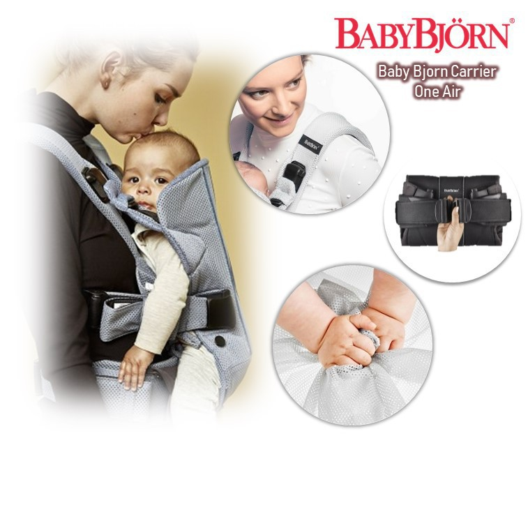 BabyBjorn Carrier One Air (available in two colour