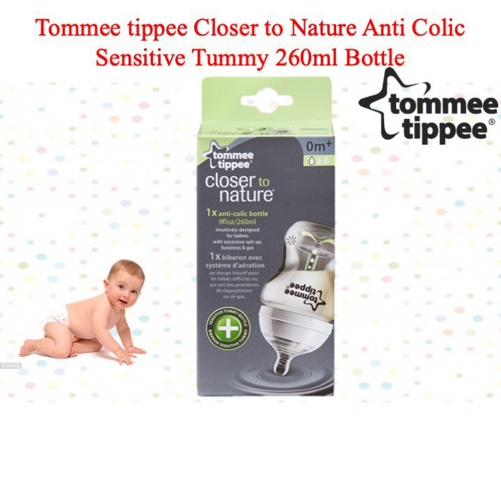 Tommee Tippee Closer to Nature Anti Colic Sensitiv