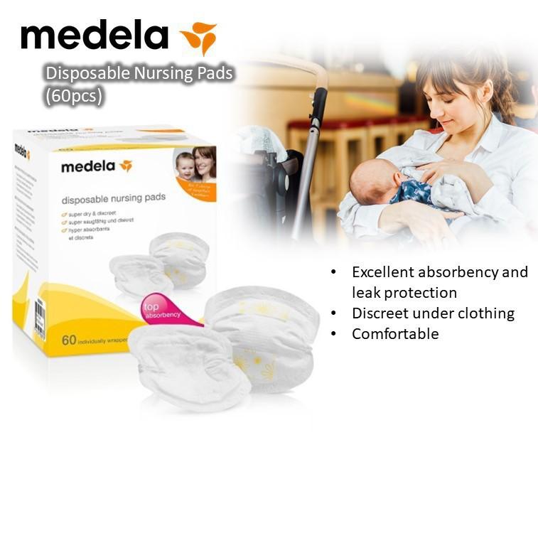 Medela Disposable Nursing Pads (60pcs)