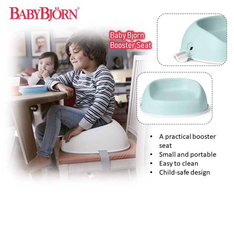 Baby Bjorn Booster Seat (available in two colours)