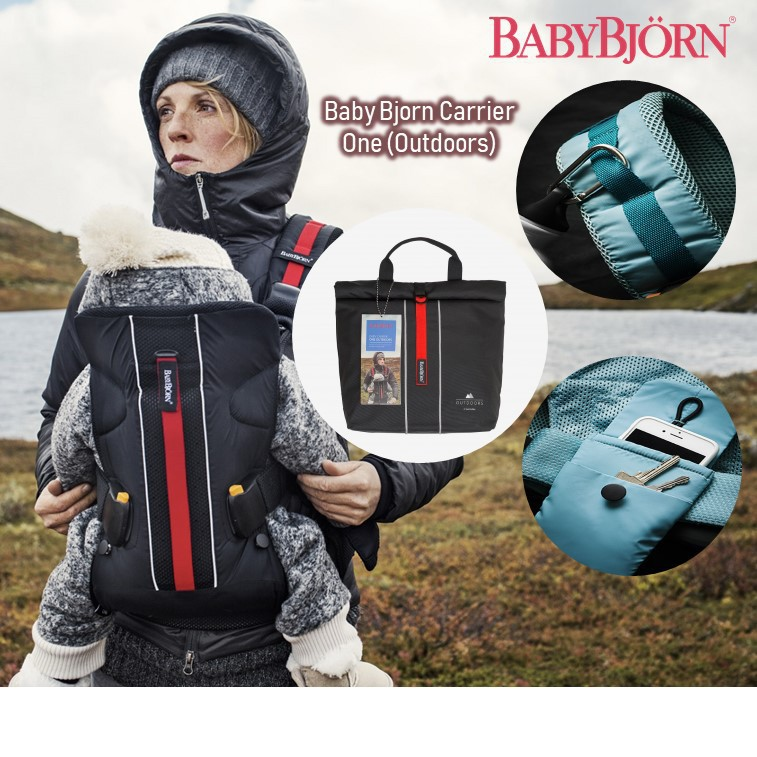 BabyBjorn Carrier One [Outdoors] (Available in mul