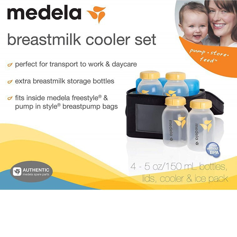 Medela Breastmilk Cooler Set