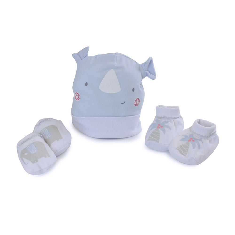 Bubba Blue Rhino Run 3PCE Layette Set