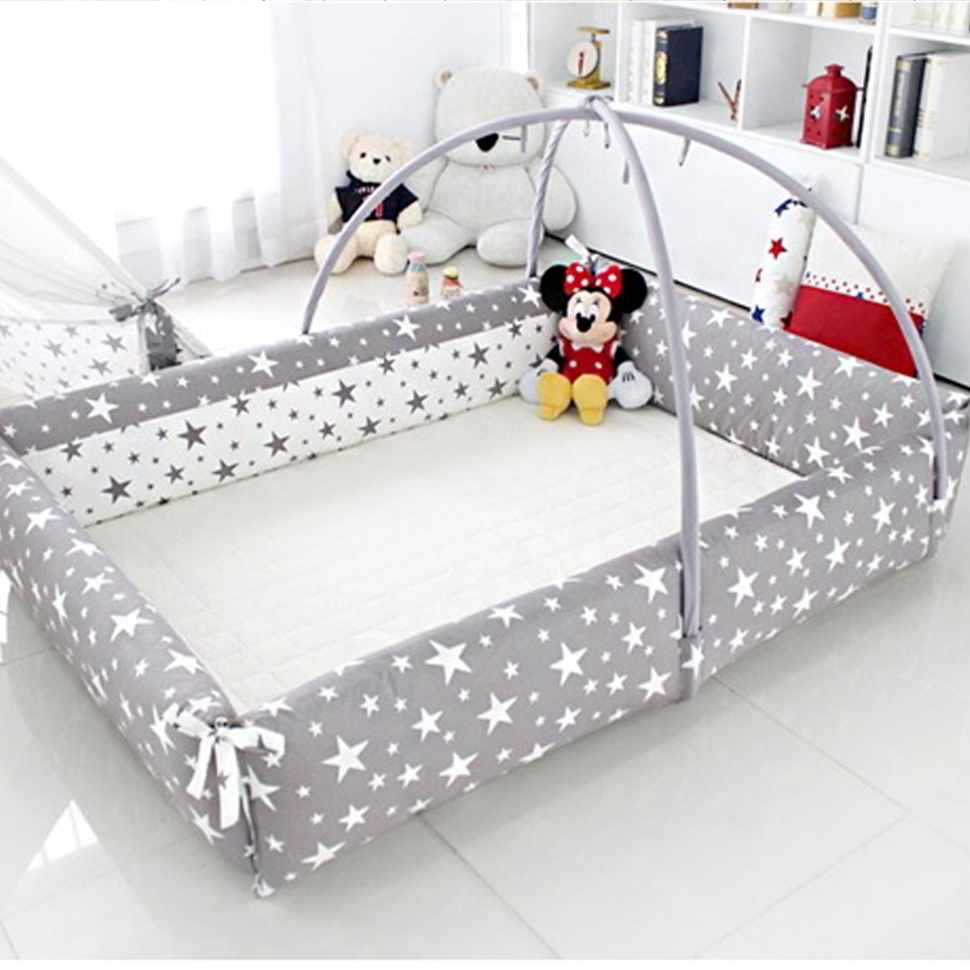 AGUARD 1 FOR 1 BUMPER BED DEAL - Twinkle