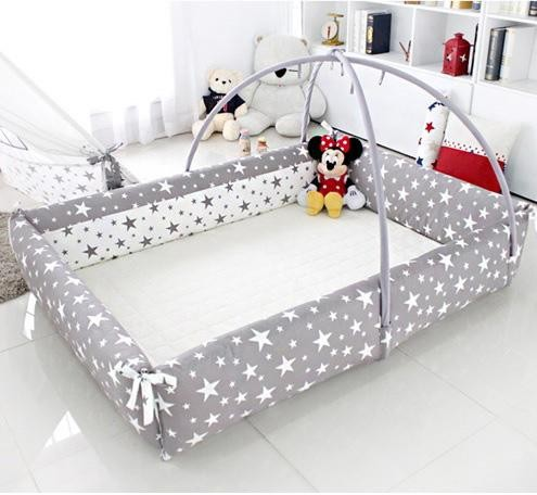 AGUARD Bumper Bed (L) - Twinkle [EXCLUSIVE DEAL!]