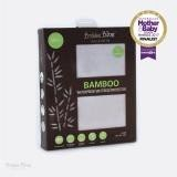 Bubba Blue Bamboo Cradle Waterproof Mattress Prote