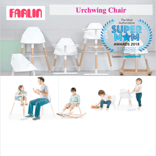 Farlin Urchwing Chair