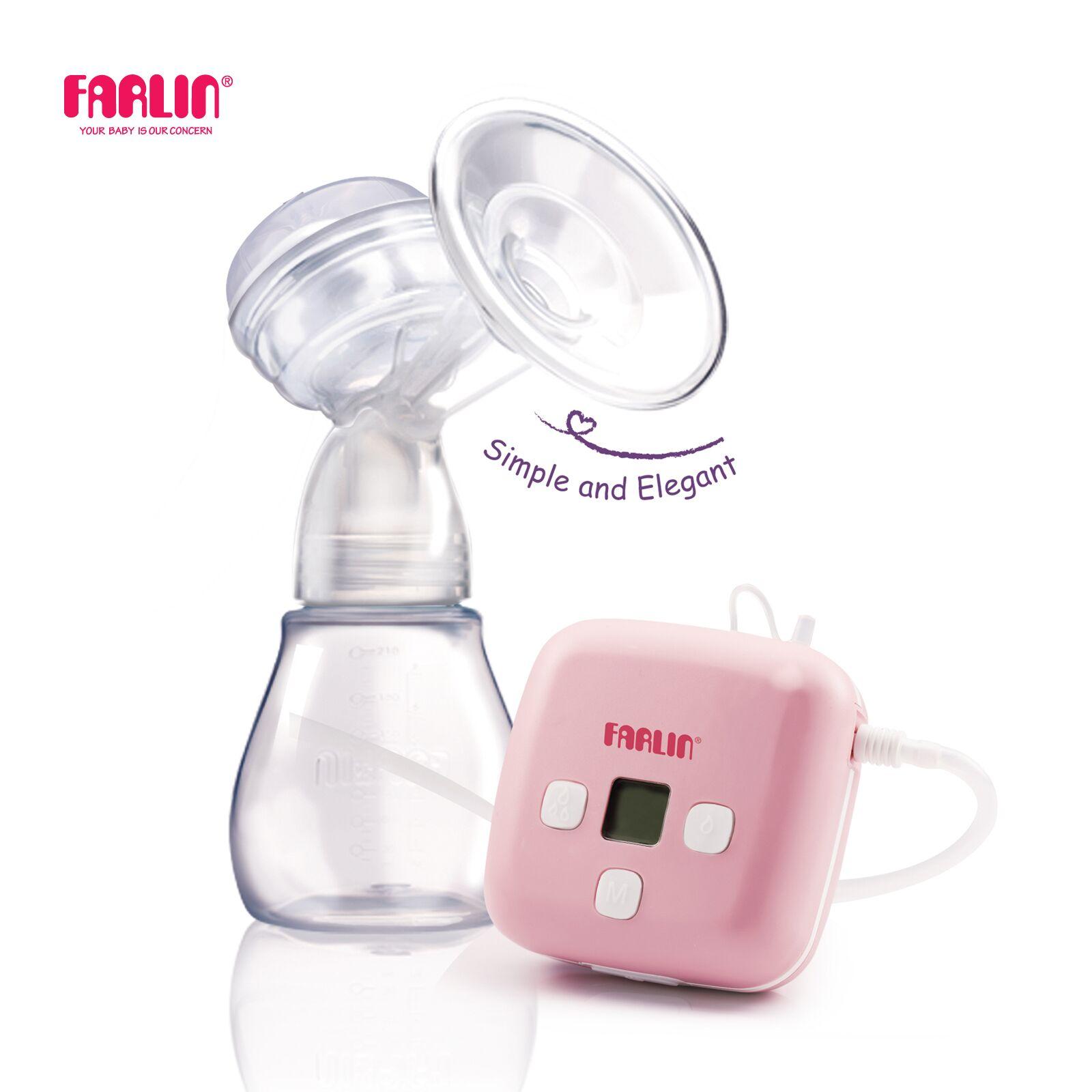 Ele-Cube 2-in-1 Breast pump