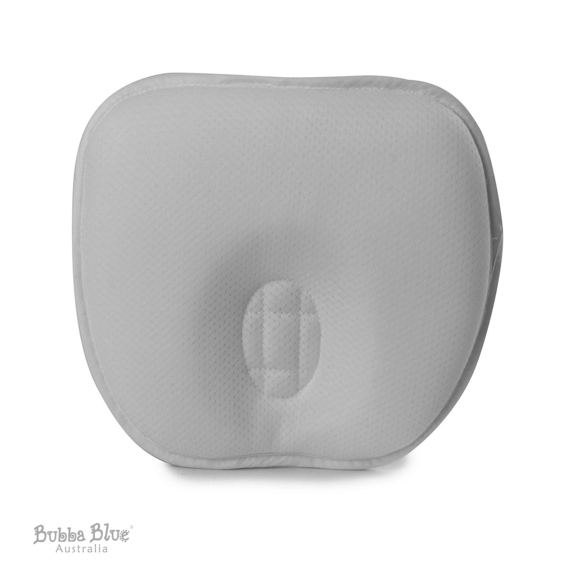 Bubba Blue Breathe Easy® Infant Head Rest - Grey