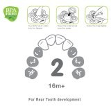Versatile Refillable Cooling Gum Soother