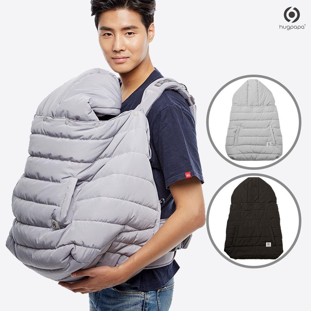 Hugpapa Cocoon Baby Carrier Warmer (2 colours avai