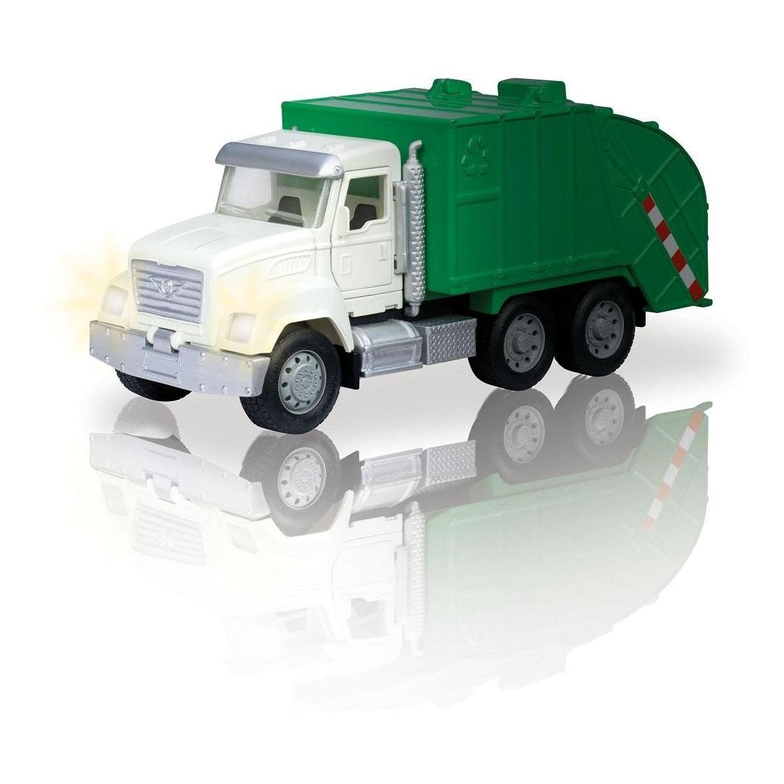 Driven Micro Series Recycling Truck