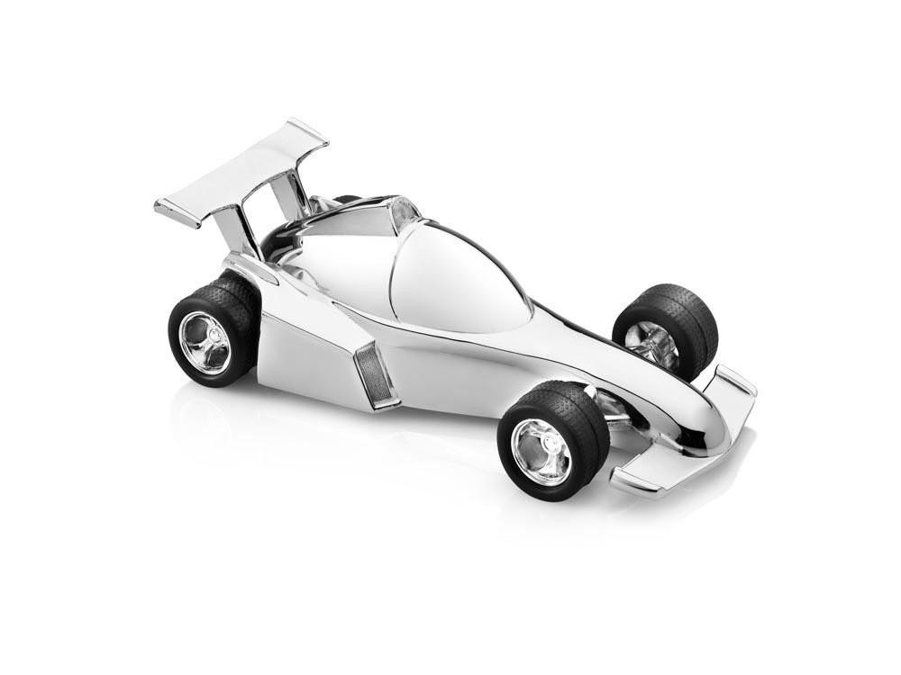 Zilverstad Money Box, Racing Car
