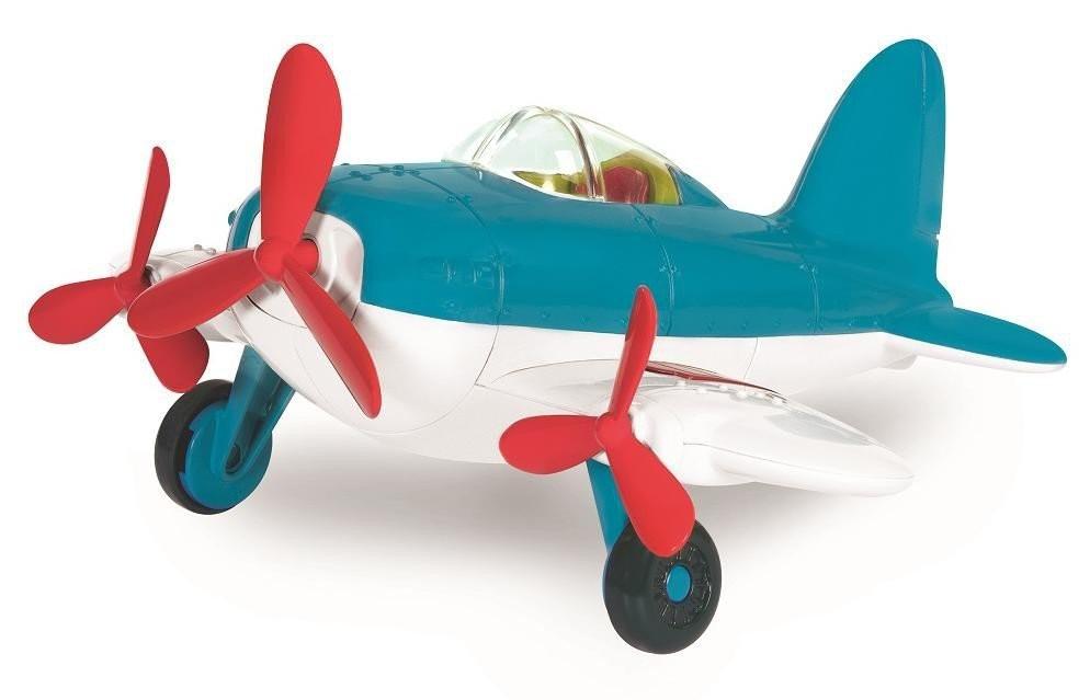 Wonder Wheels Airplane