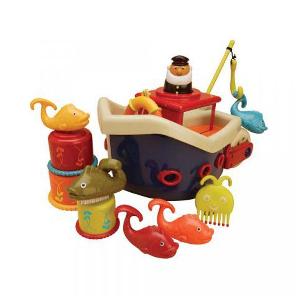 B.Toys Fish N Splish