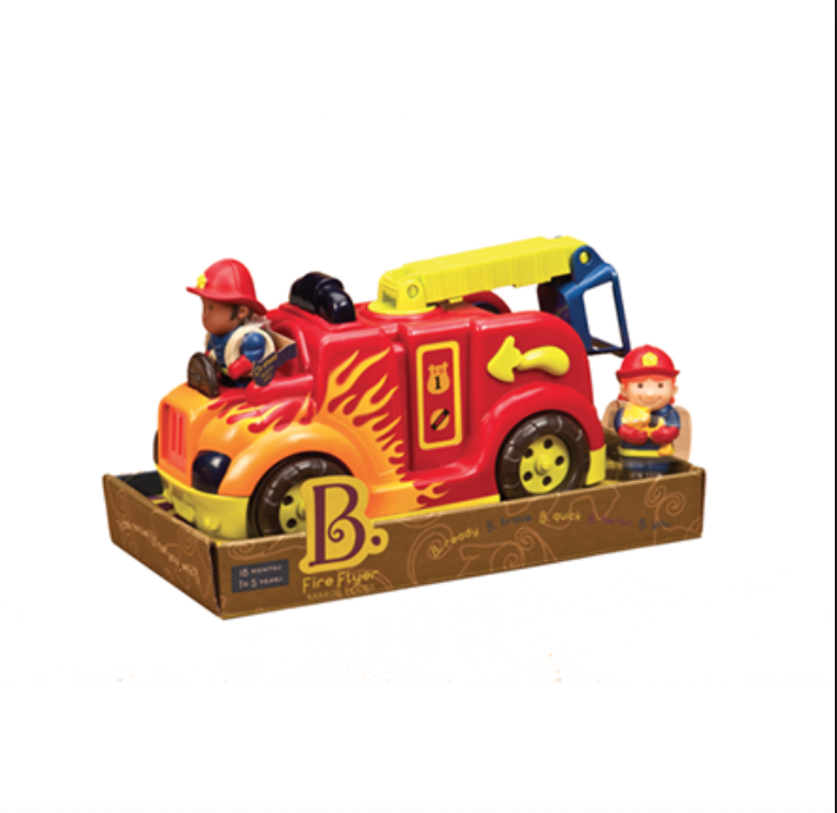 B.Toys Rrrroll Models, Fire Flyer
