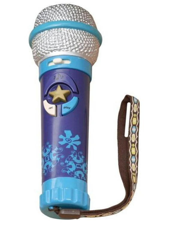 B.Toys Okideoke, Microphone