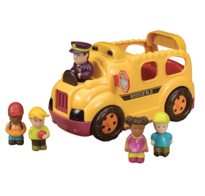 B.Toys Rrrroll Models, Boogie Bus