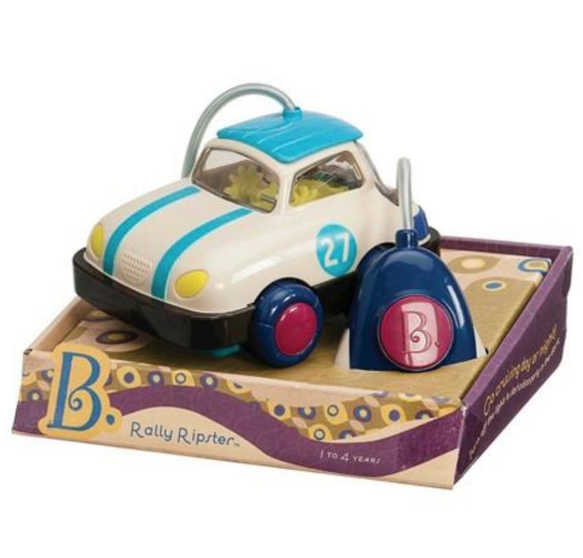 B.Toys Wheeee-mote Control Mini Car, Rally Ripster
