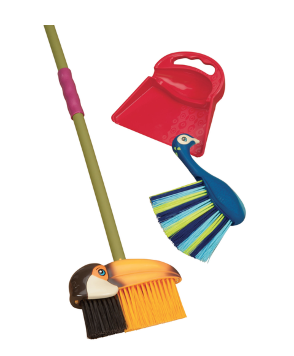 B.Toys Tropicleania, Tropical Cleaning Set