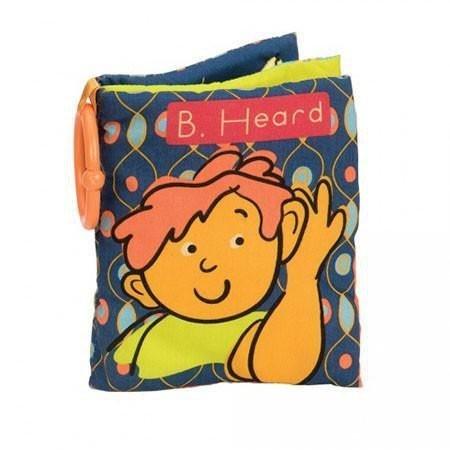 B.Toys Peek-A-Books (B.Seen/B.Heard)