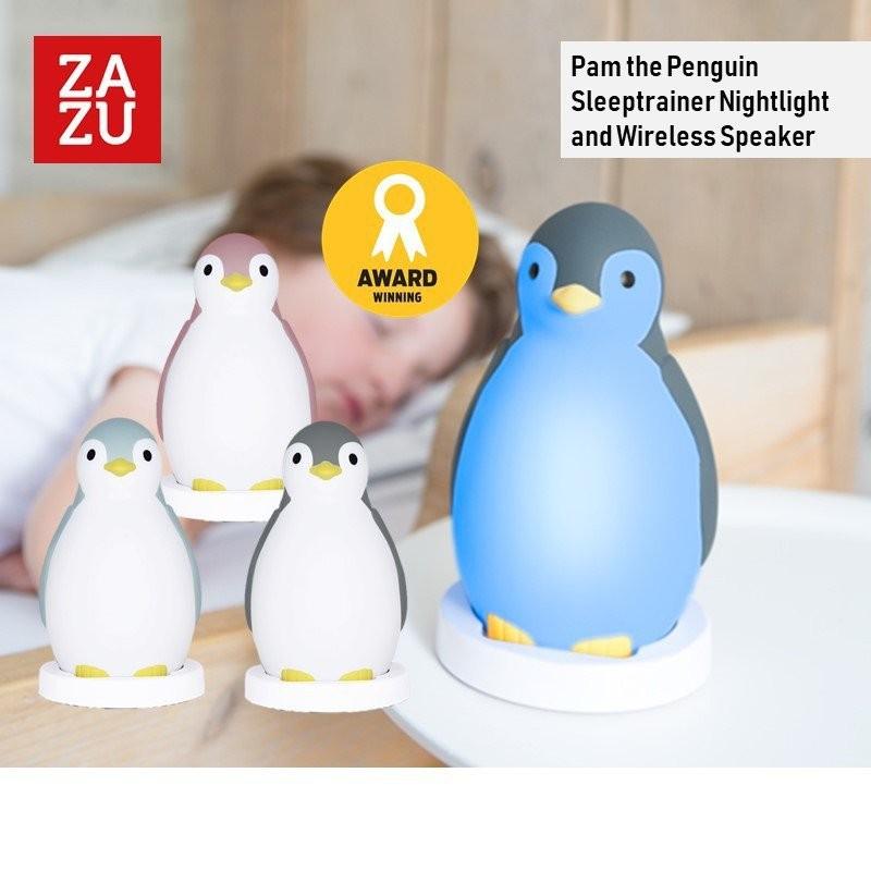 Zazu Pam the Penguin Sleeptrainer Nightlight & Wir