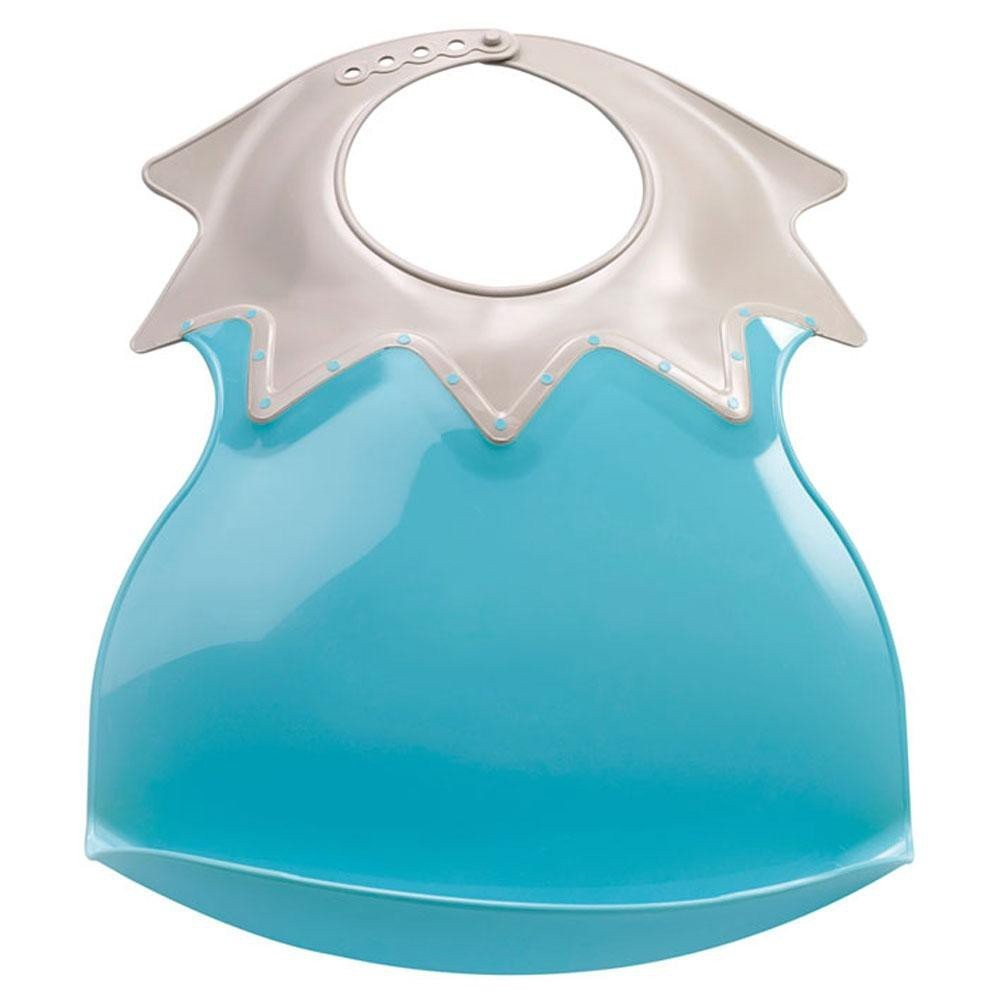 Thermobaby Arlequin Ultra Soft Plastic Bib with Ca