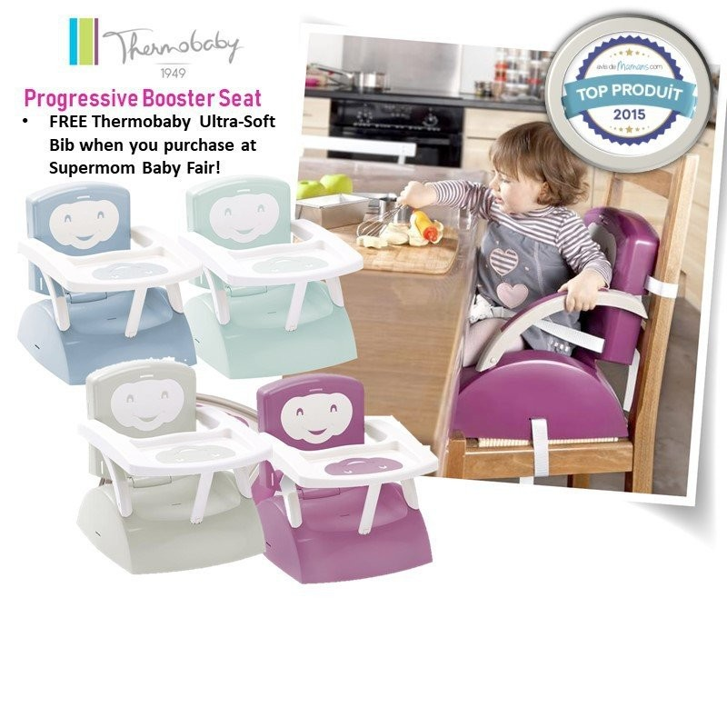 Thermobaby 2-in-1 Progressive Booster Seat (Availa