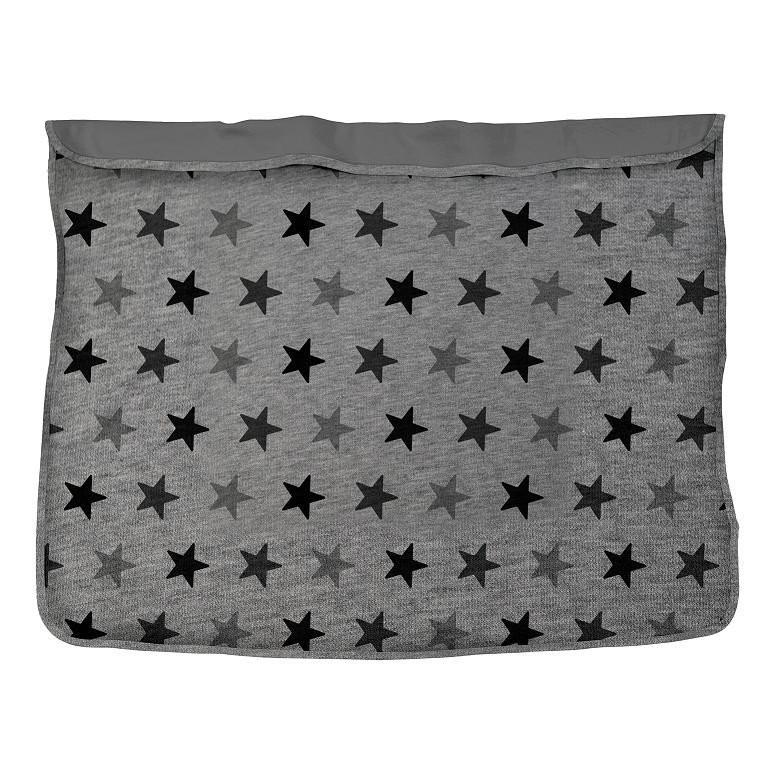 Dooky Blanket Grey Stars