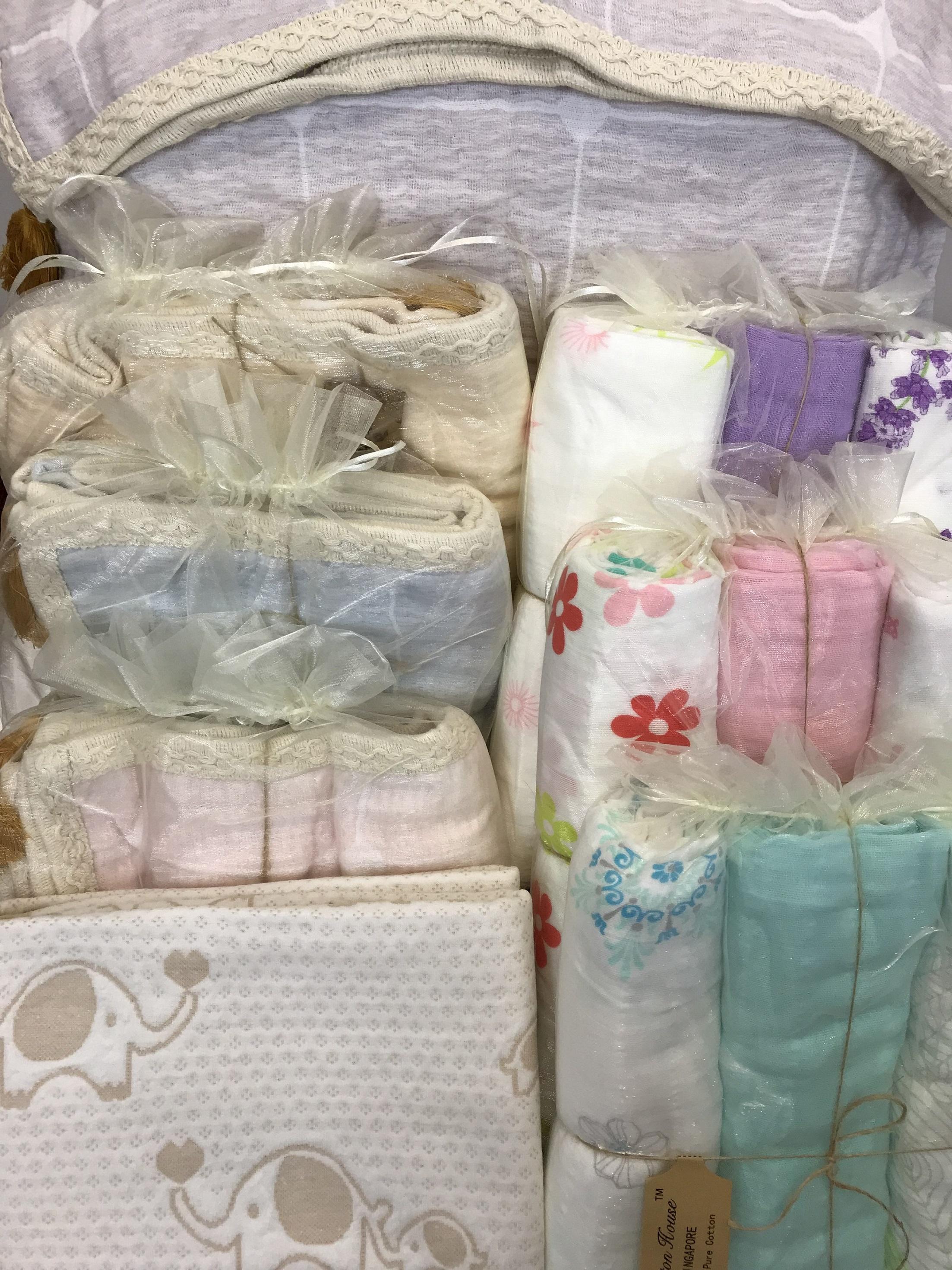 Cotton House Combo Bundle 3: Natural Dye Blanket (