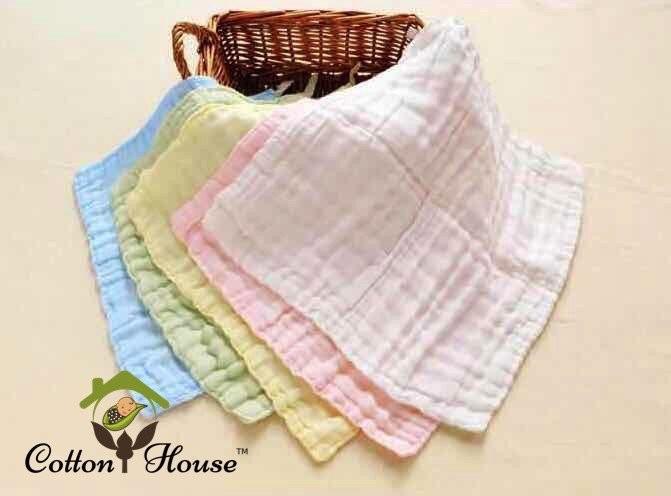 Cotton House Face Towel (Bundle of 3pcs)