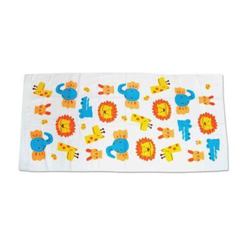 BabyLove Printed Muslin Towel 50x100cm (Multiple d