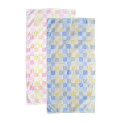 BabyLove Muslin Square Bath Towel 50x100 (Pack of