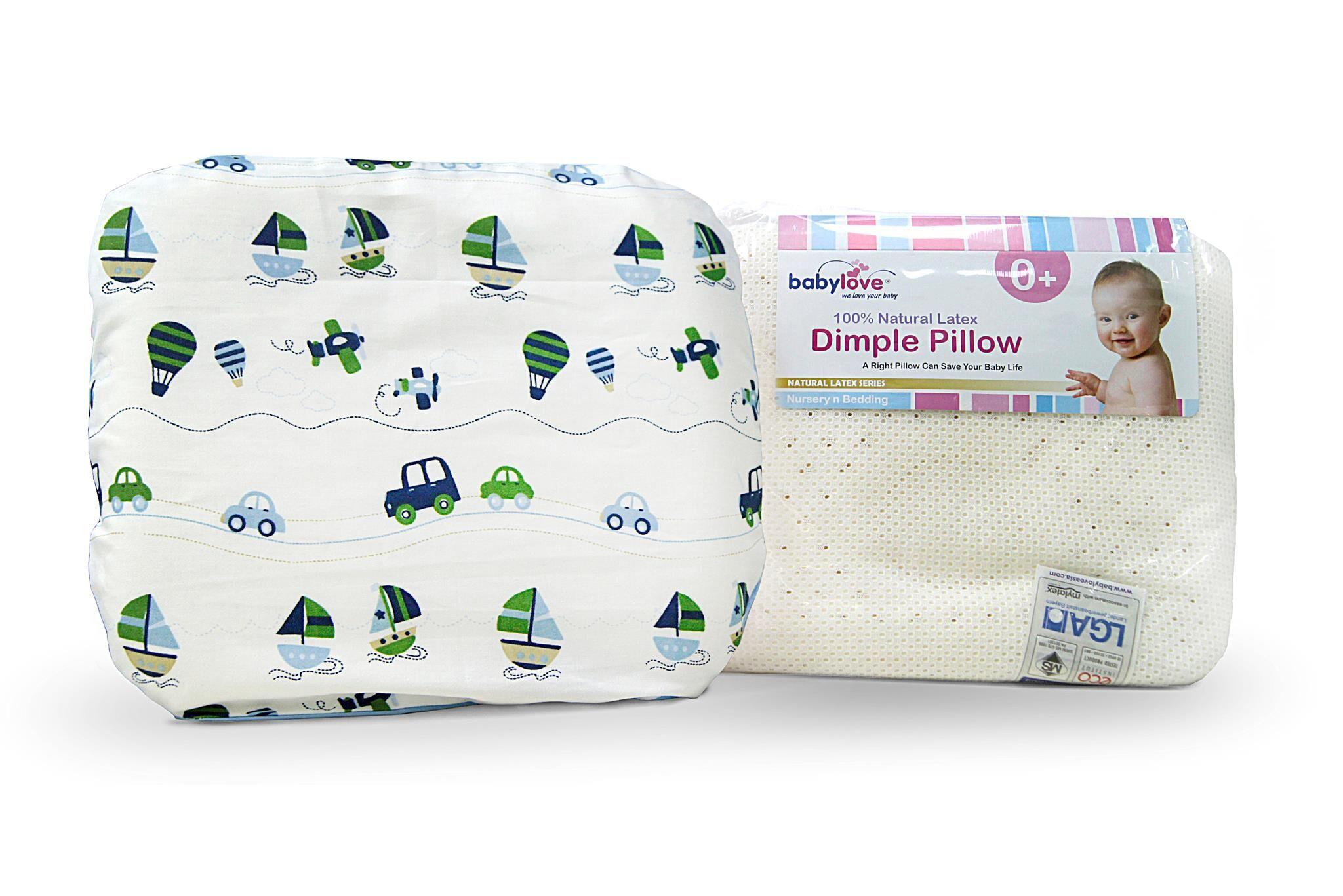 BabyLove Premium Newborn Pillowcase 30x25cm for La