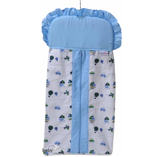BabyLove Premium Cot-Side Diapers Stacker