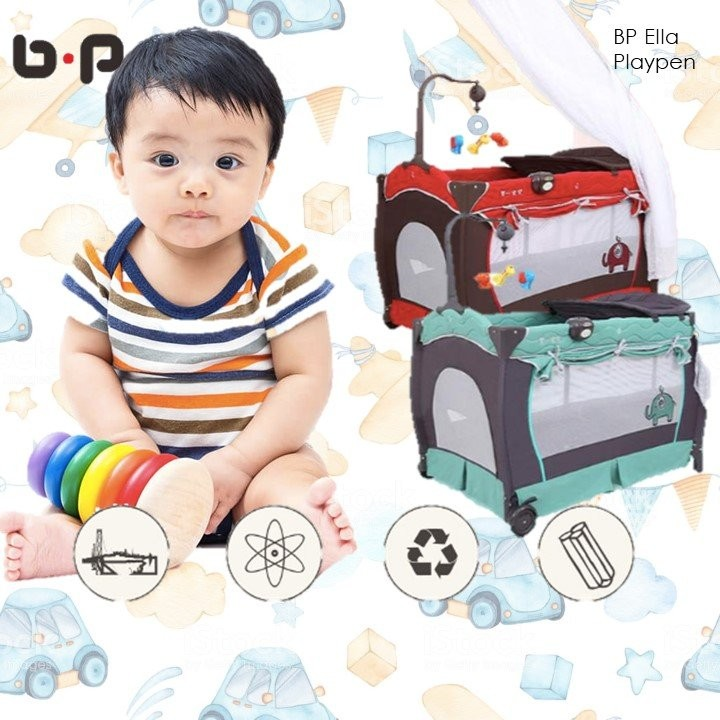 BP Ella Playpen