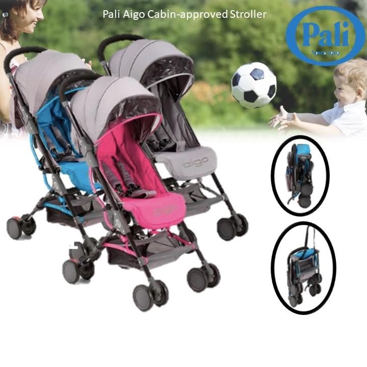 Pali Aigo Cabin-approved Stroller