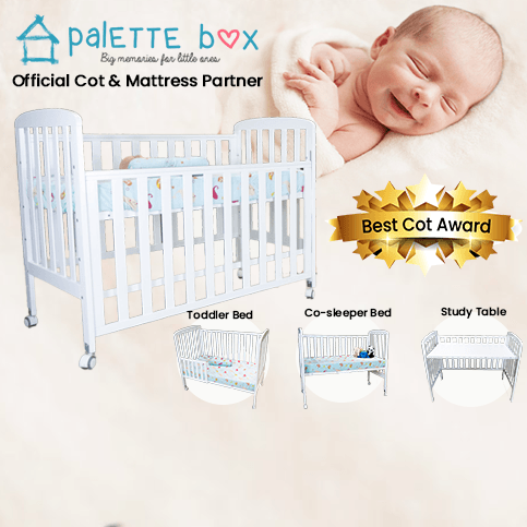 Sweet Dreams Deluxe (with Drop Gate) 7-in-1 Conver