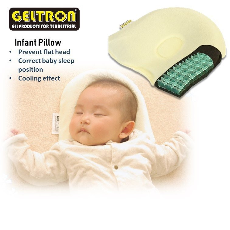 Geltron Infant Pillow