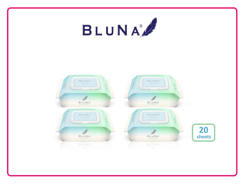 New Launch! Bluna Smoothing Premium Embossing Baby