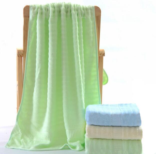 LoveSprings Bamboo Baby Bath Towel [3 Colours Avai