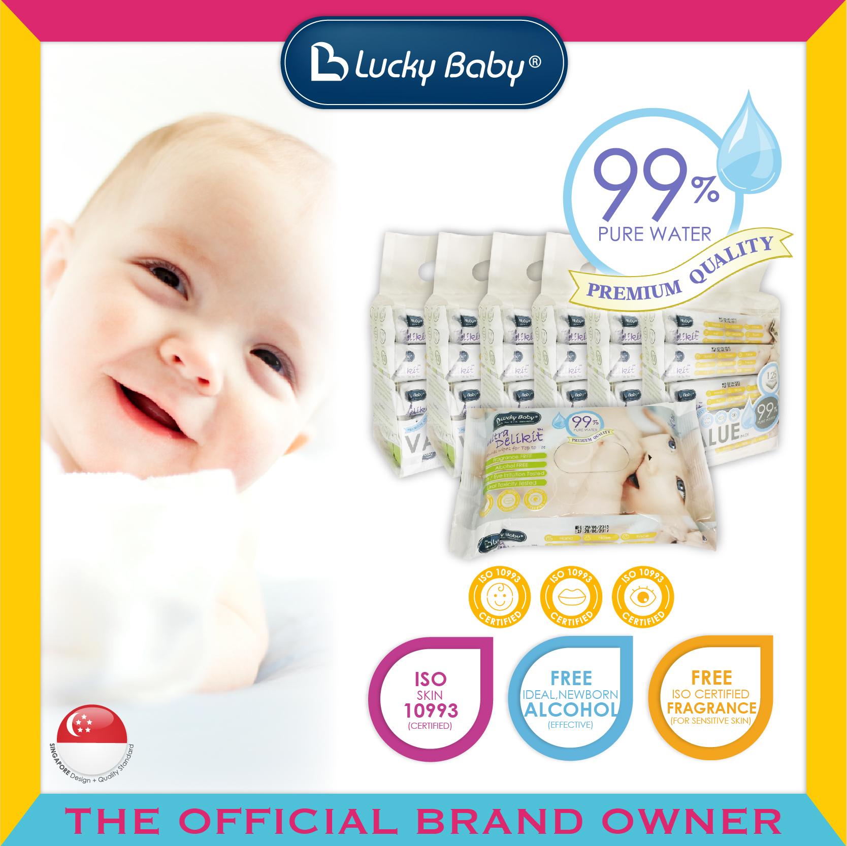 [CARTON DEAL] Lucky Baby® Ultra Delikit™ Natura