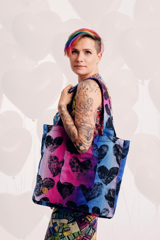 LennyLamb Shoulder Bag (37cm x 37cm) - Lovka Pinky